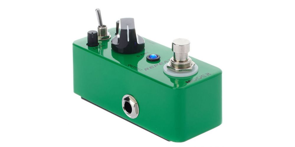 mooer repeater lateral