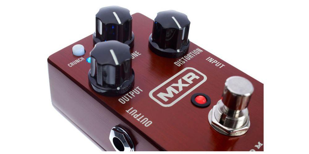 dunlop mxr m78 custom badass 78 distortion knob