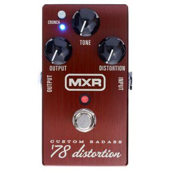 Dunlop MXR M78 Custom Badass 78 Distortion