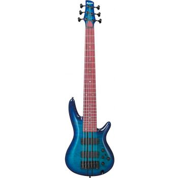 Ibanez ANB306 Signature Adam Nitti 6 cuerdas Azul
