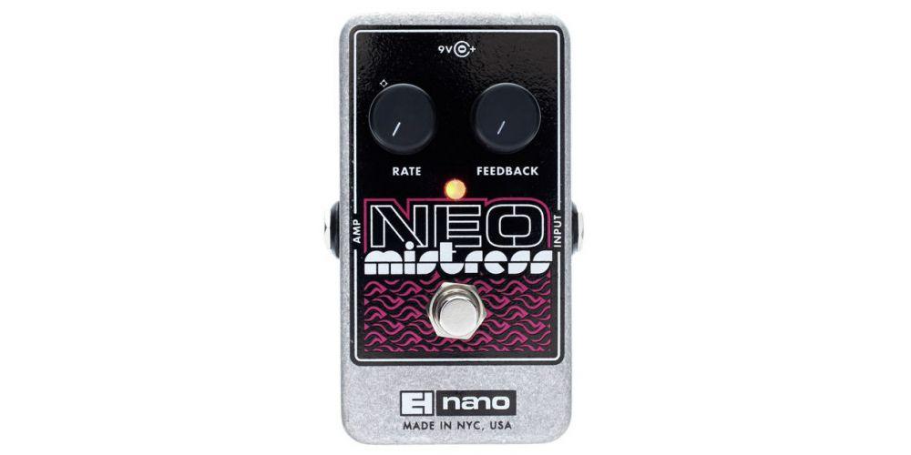 electro harmonix nano neo mistress flanger 3