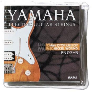 YAMAHA EN09HB Cuerdas Guitarra Eléctrica 0.09-0.42