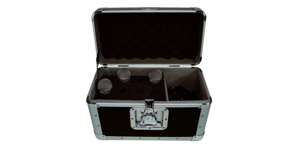 american dj acf sw microphone case