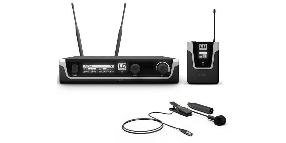 microfono instrumento U506BPW