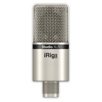 Ik Multimedia IRIG MIC STUDIO XLR