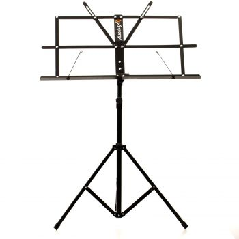 Audibax SP1 Atril de Orquesta Soporte Partitura Plegable