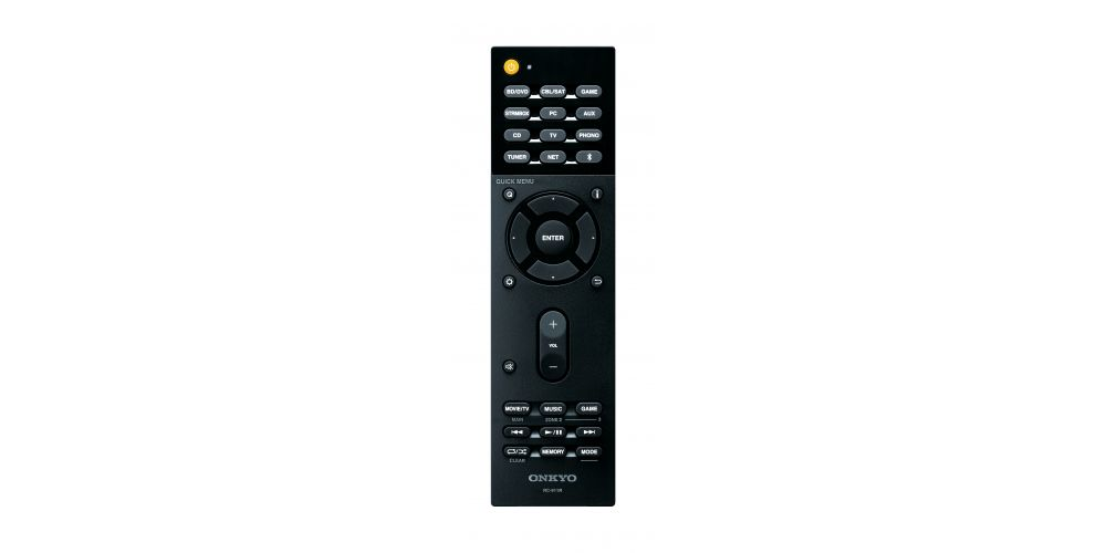 Onkyo TX RZ720 mando distancia