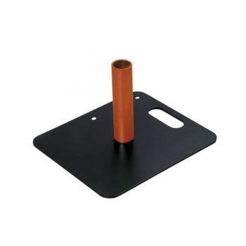 Showtec Baseplate Base para Truss 350 x 300 mm Negro 89300