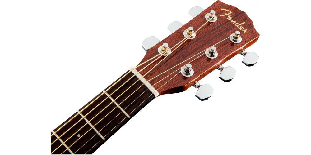 fender cd60 s natural acustica guitarra clavijero