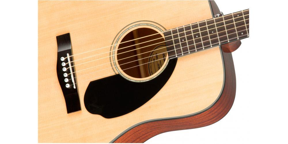 fender cd60 s natural acustica guitarra golpeador