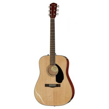 Fender CD-60S Natural Guitarra acústica