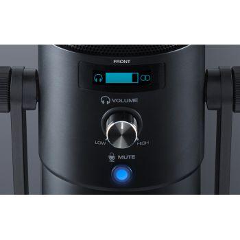 M-AUDIO UBER MIC, Microfono USB Gran Diafragma