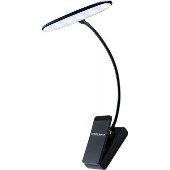 Roland LCL-25C Lámpara LED de Pinza de Luz Blanca Fría