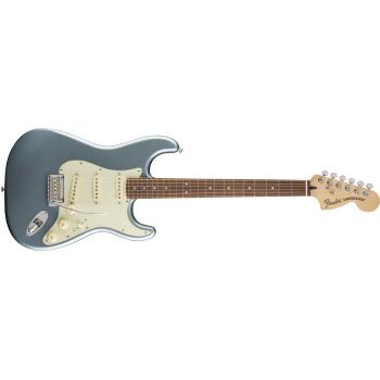 Fender Deluxe Roadhouse Stratocaster Pau Ferro Fingerboard Mystic Ice Blue