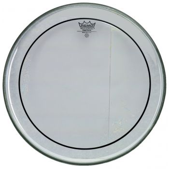 Remo PS-0306-00 Parche Pinstripe Clear 6