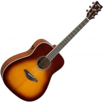 YAMAHA FG-TABS BROWN SUNBURST Guitarra TransAcoustic