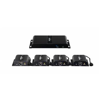 Fonestar FO-15CAT4E Distribuidor extensión HDMI 1 x 4