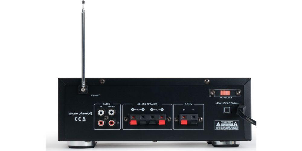 amplificador bluetooth audibax zero 500