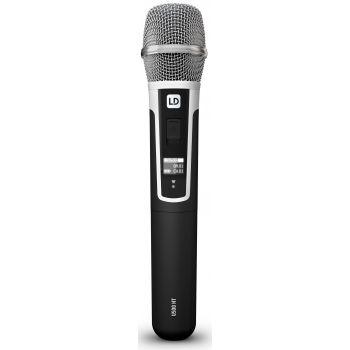 Ld Systems U505 Mc Micrófono De Mano De Condensador