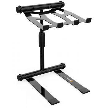 Audibax TOP-30 Soporte Laptop Dj Regulable Portátil Profesional + Funda