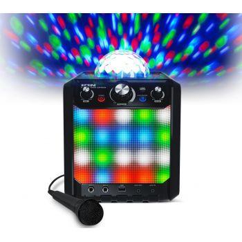 Ion Audio Party Rocker Express Altavoz con efectos Iluminacion