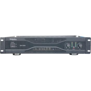 Ibiza Sound SA1000 Etepa de Potencia 2 X 500W