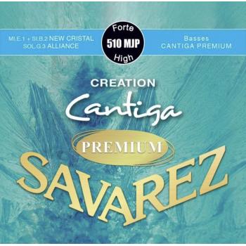 Savarez 510MJP Cantiga Premium Creation Tensión Fuerte