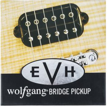 EVH Wolfgang Bridge Pickup Black Pastilla Guitarra Eléctrica