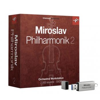 Ik Multimedia Mp200hcd Software De Instrumentos Virtuales De Orquesta Mac/Pc