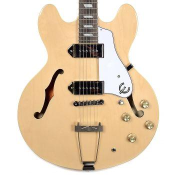 Epiphone Casino Natural Guitarra Electrica