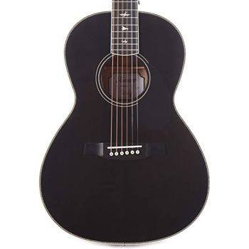 PRS SE P20E Parlour CH Guitarra ElectroAcústica Satin Charcoal