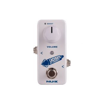 Nux Lacerate Fet Boost Pedal Efecto