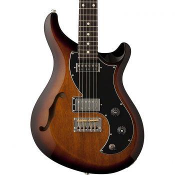 PRS S2 Vela SH Satin McCarty Tobacco Sunburst 2021 Guitarra Eléctrica