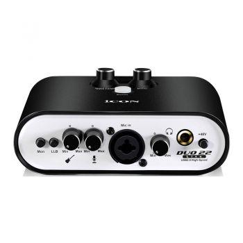 Icon Duo22 Live Interface Audio Usb 2.0