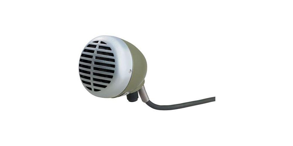 shure 520 dx microfono