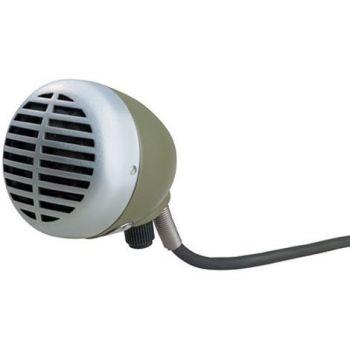 Shure 520DX Micrófono dinámico Green Bullet