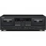 TEAC W-890R MK II Platina Cassette Doble NEGRO