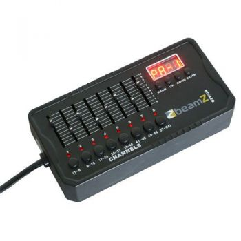 BEAMZ 154065 DMX-512 MINI Controladora DMX