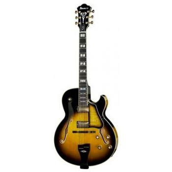 Ibanez LGB300 VYS Guitarra Eléctrica Semicaja