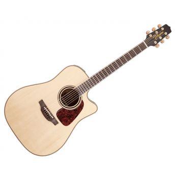 TAKAMINE P4DC Guitarra Electro-Acustica Dreadnought, Serie Pro