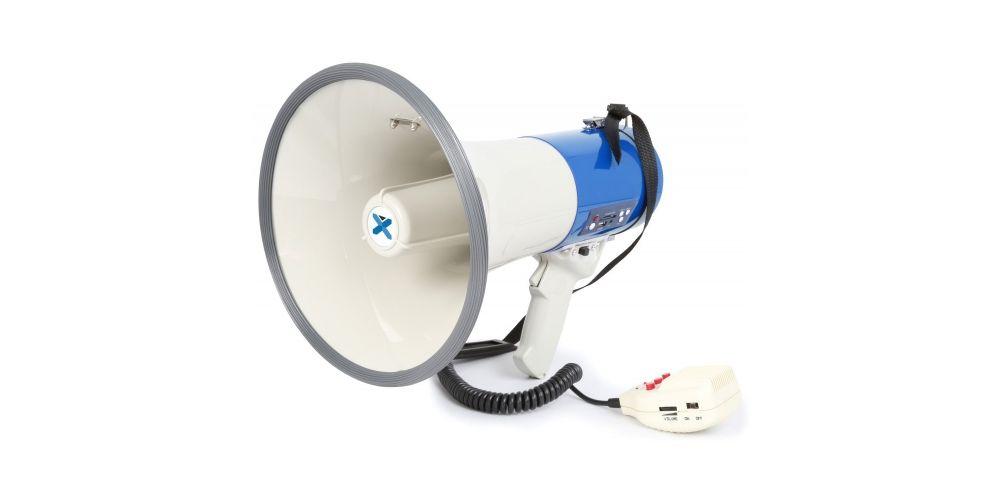 Vexus 952018 Megafono con Sirena