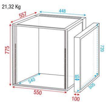 D7377B dimensiones