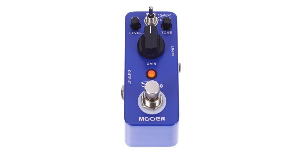 mooer solo front