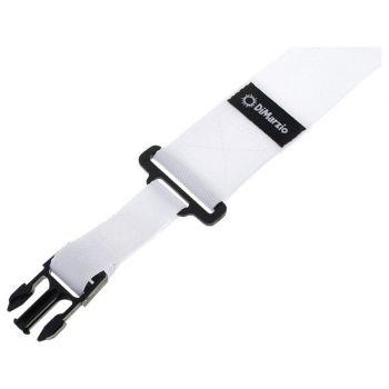 DiMarzio DD2200W Nylon ClipLock Blanco