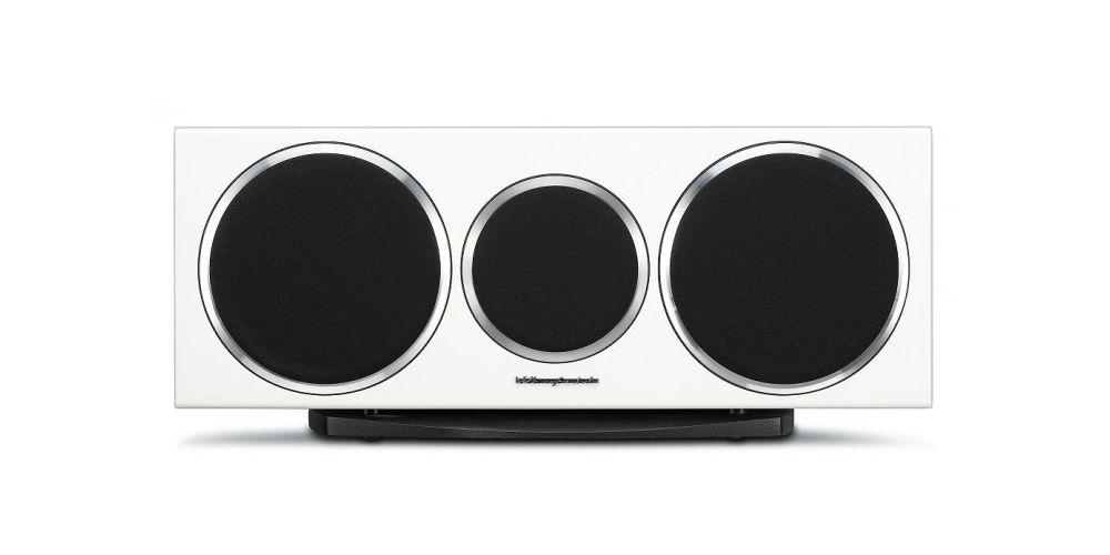 wharfedale diamond 220c altavoz central white dos vias alta calidad