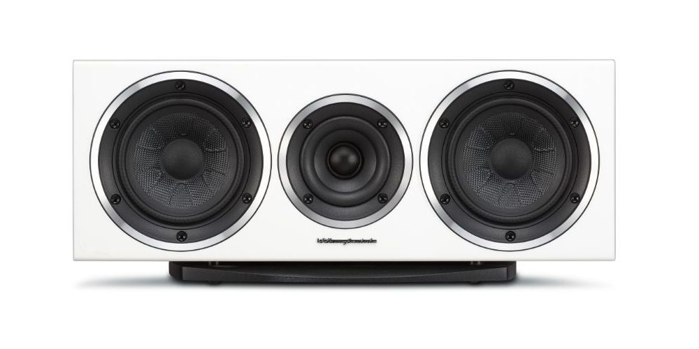 wharfedale diamond 220c altavoz central white dos vias