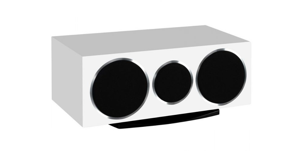 wharfedale diamond 220c white altavoz central dos vias