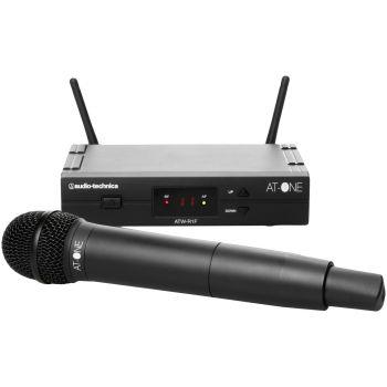 AUDIO TECHNICA ATW13F Microfono Inalambrico de Mano