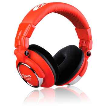 Zomo Headphone HD-1200 toxic red