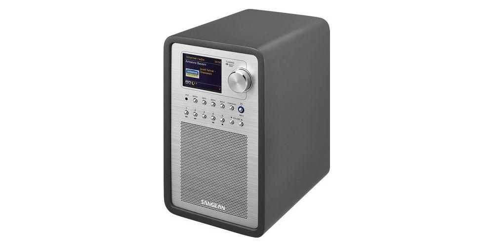 sangean wfr70 radio internet dab pantalla tft lcd